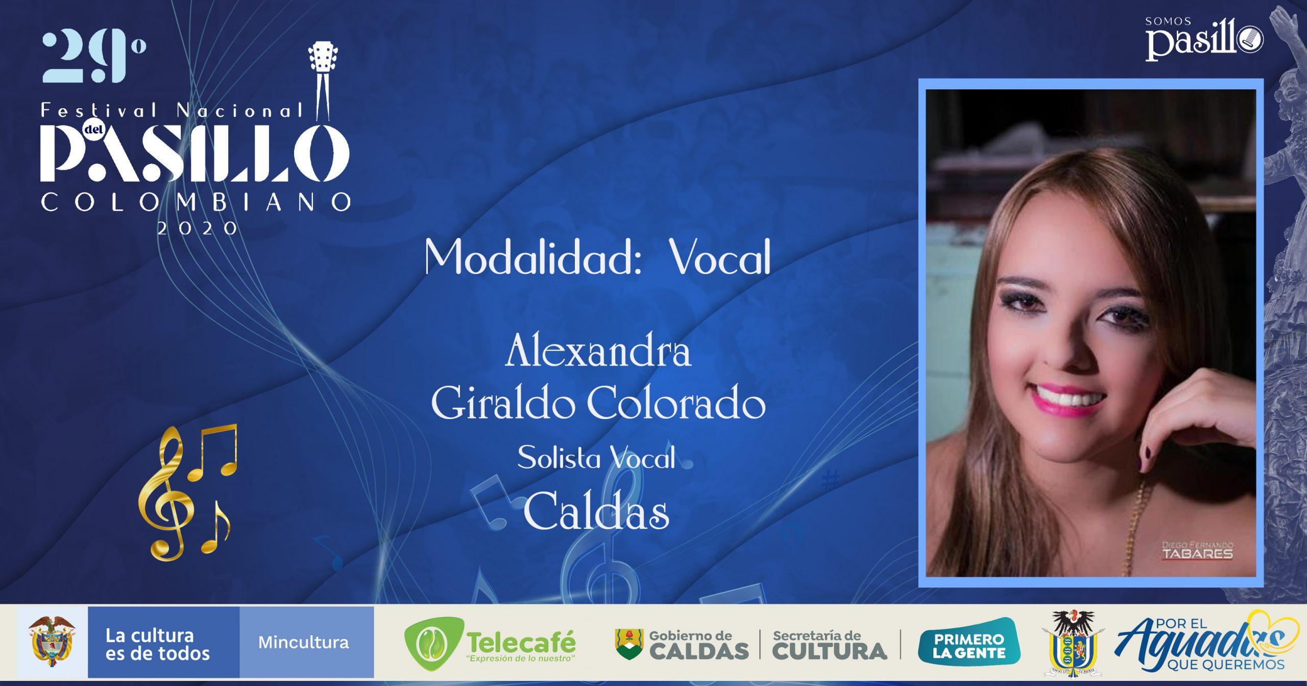 Alexandra Giraldo Colorado