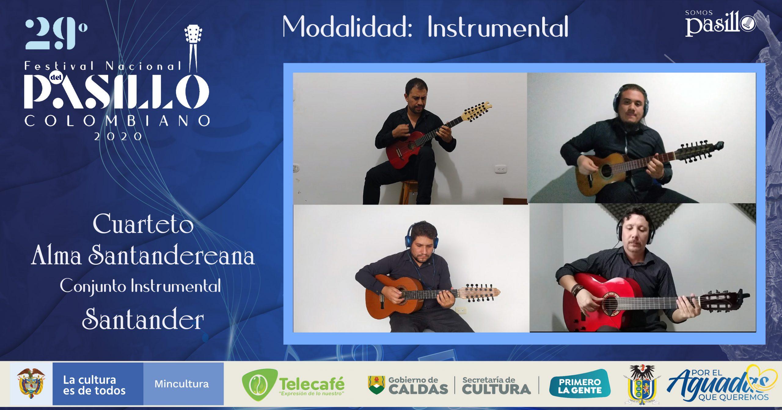 Read more about the article Cuarteto Alma Santandereana