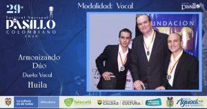 Read more about the article Armonizando Dúo