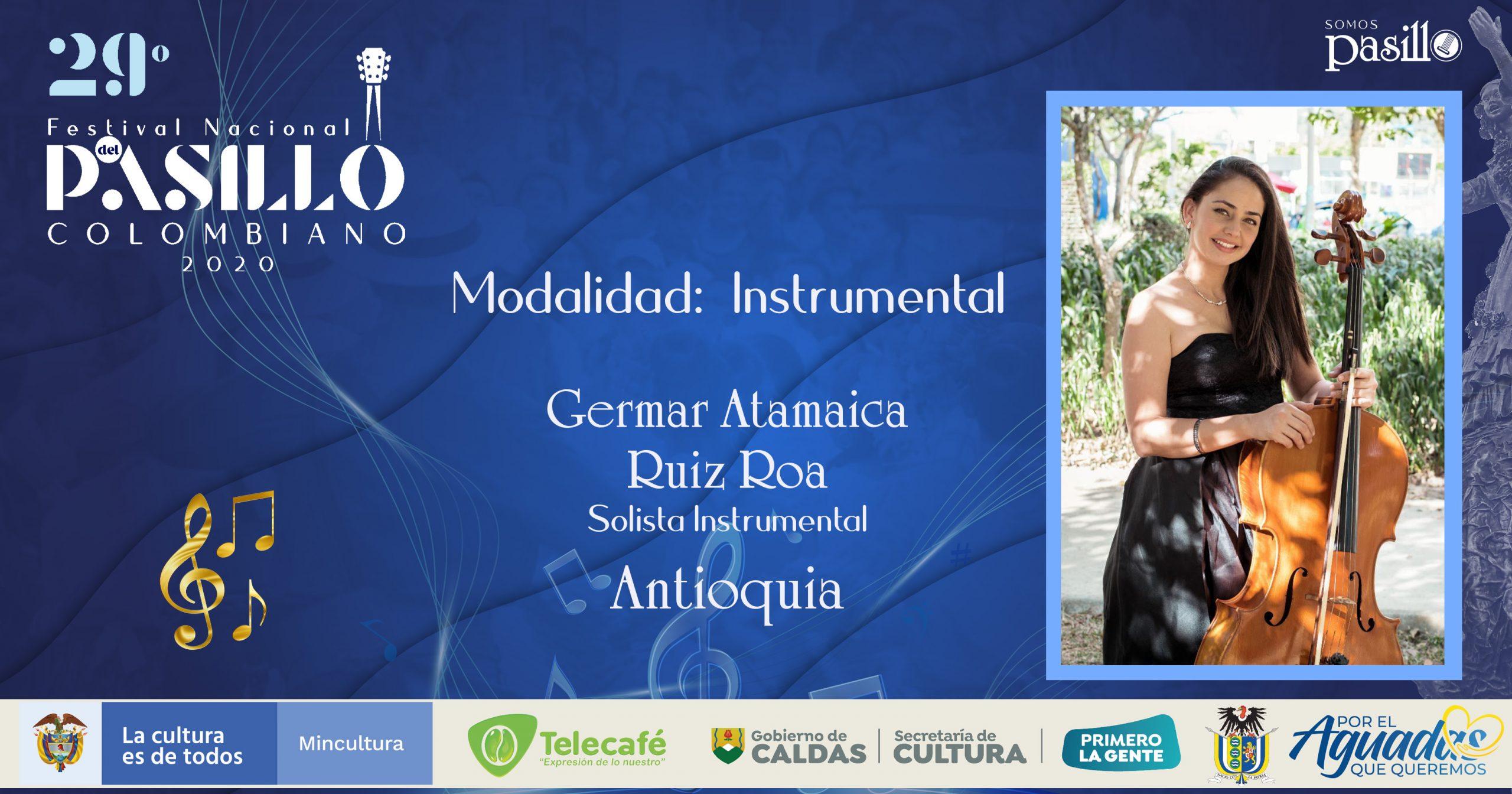 Germar Atamaica Ruiz Roa