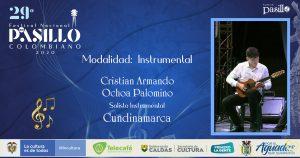Cristian Armando Ochoa Palomino