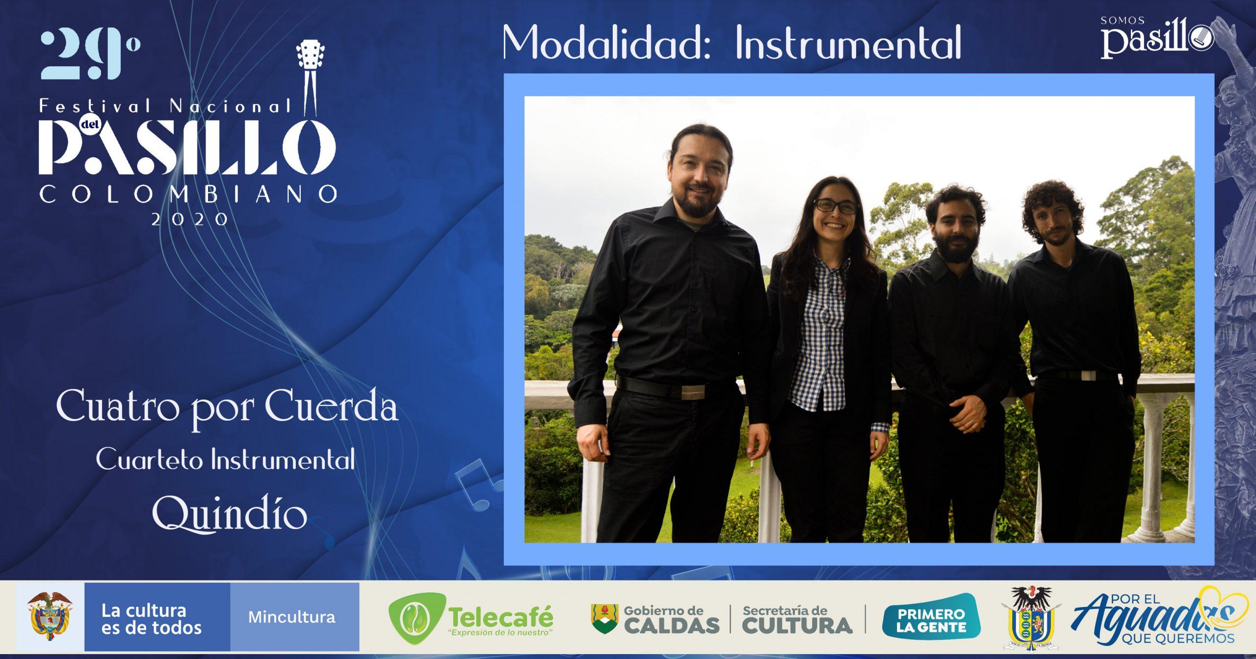 Read more about the article Cuatro por Cuerda