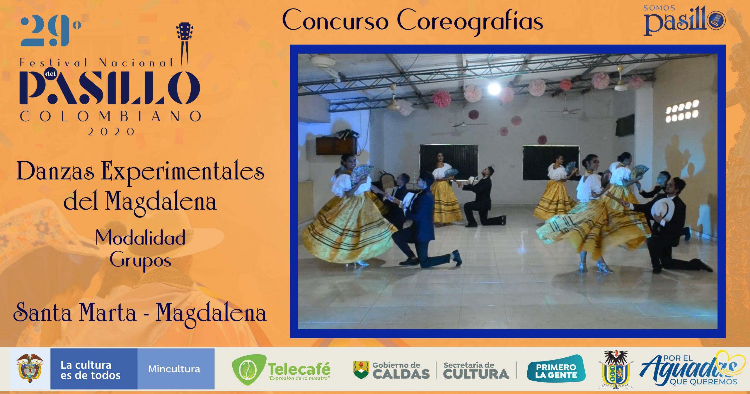 Danzas Experimentales del Magdalena