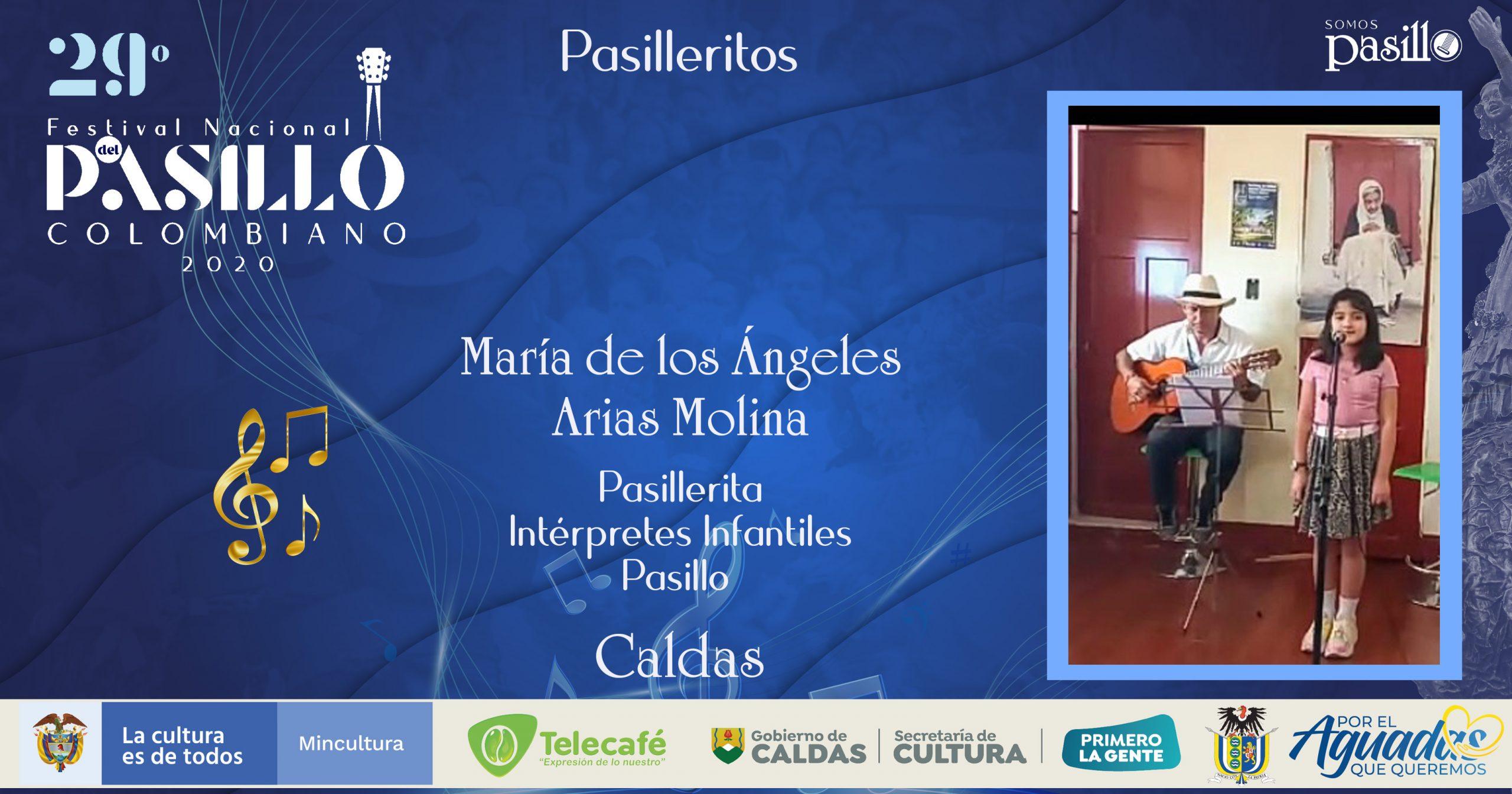 Read more about the article María de los Ángeles Arias Molina