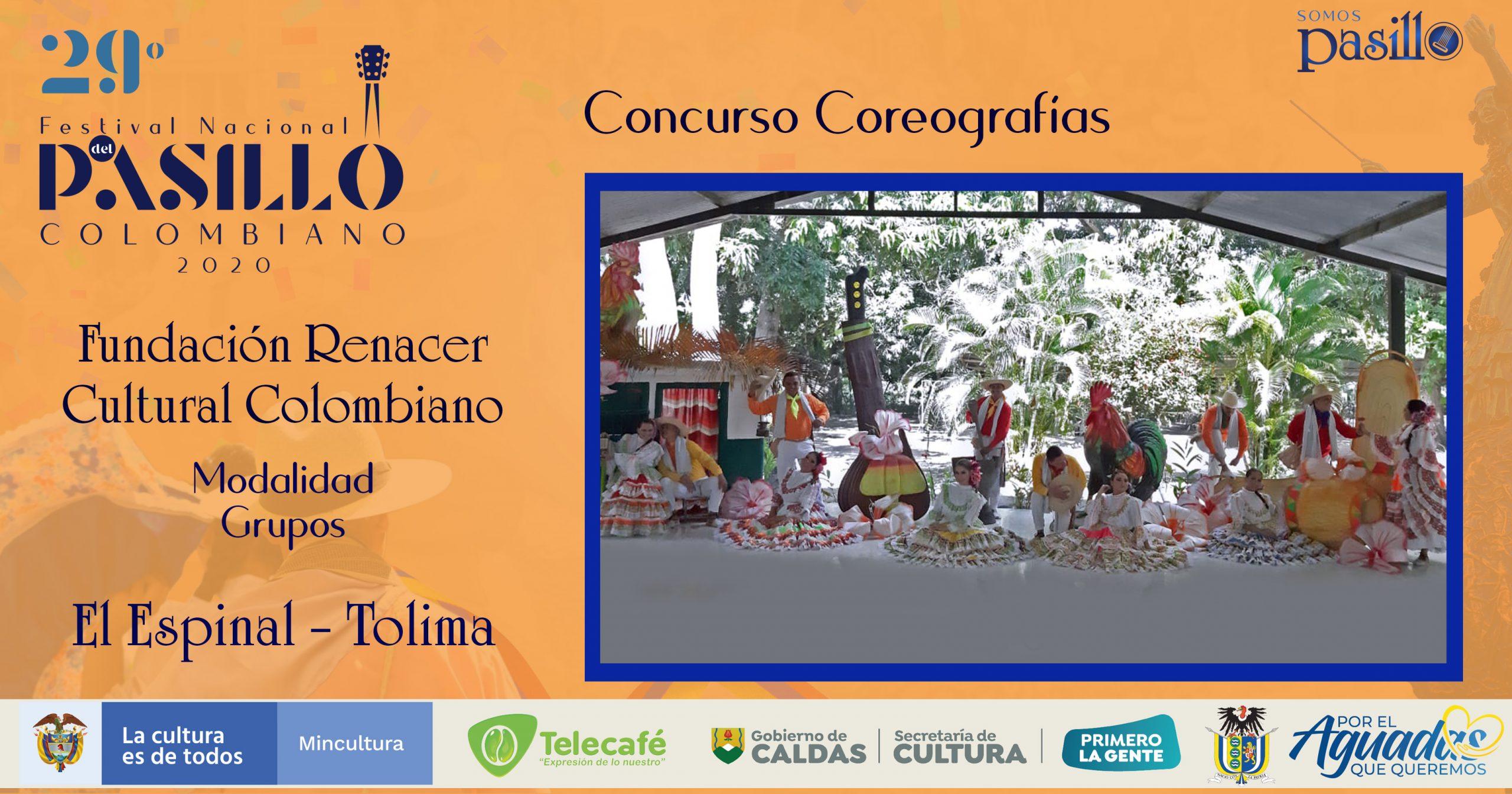 Fundación Renacer Cultural Colombiano
