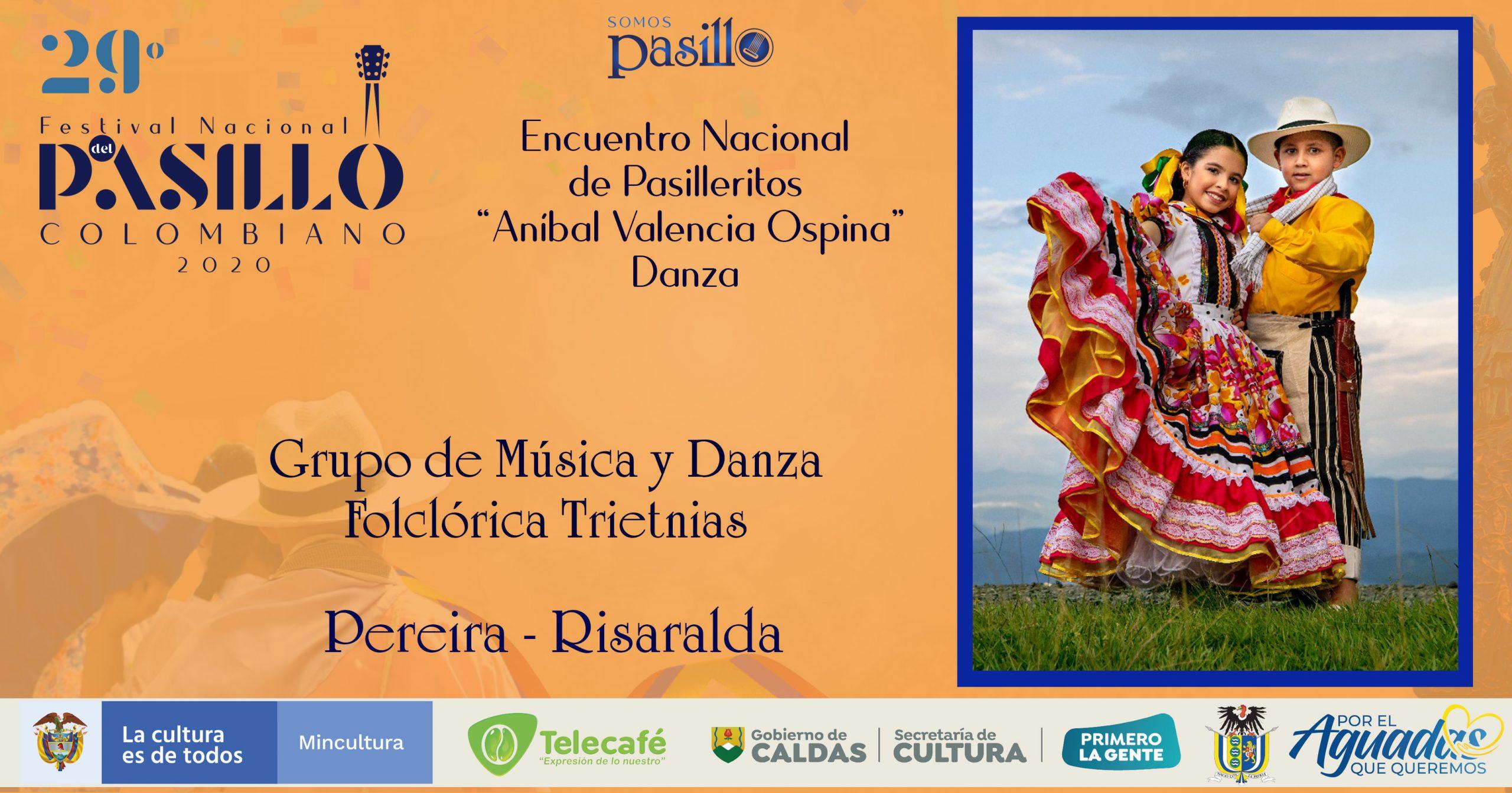 Grupo de Música y Danza Folclórica Trietnias