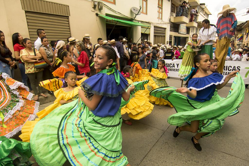 Festival del Pasillo Pasilleritos